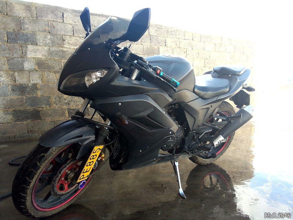 出售摩托车 200cc宗申跑车